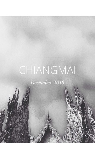CHIANGMAI December 2013