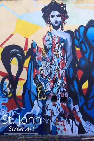 St. John Street Art