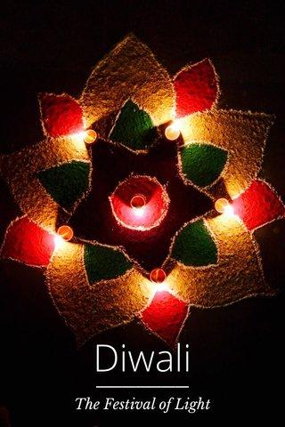 Diwali The Festival of Light