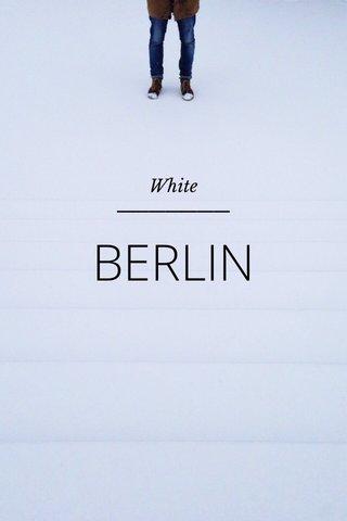 BERLIN White