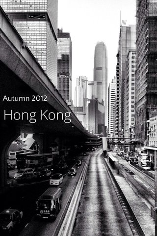 Hong Kong Autumn 2012