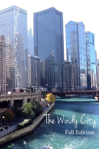 The Windy City Fall Edition