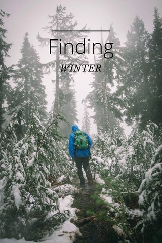 Finding WINTER