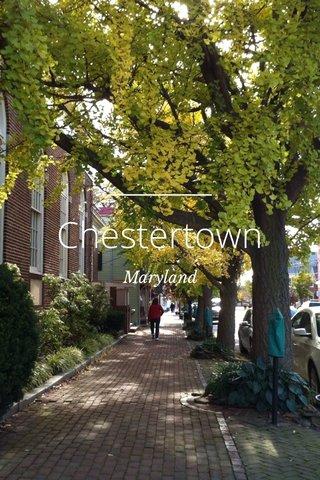 Chestertown Maryland