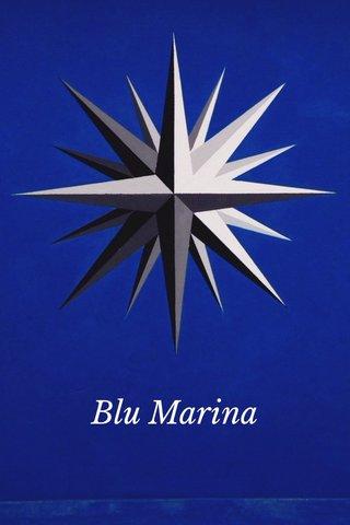 Blu Marina
