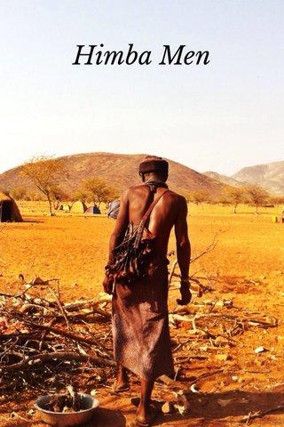 Himba Men