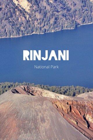 Rinjani National Park