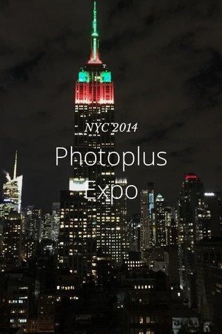 Photoplus Expo NYC 2014