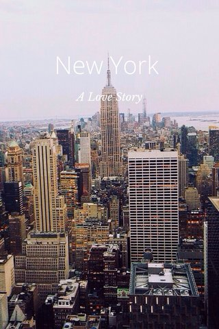 New York A Love Story