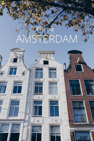 AMSTERDAM Visiting