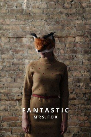 FANTASTIC MRS.FOX