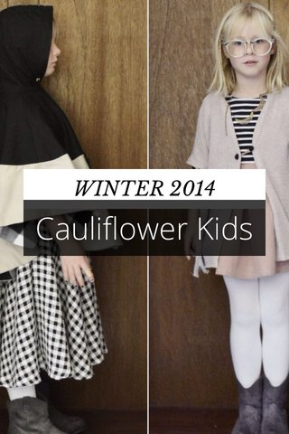 Cauliflower Kids WINTER 2014
