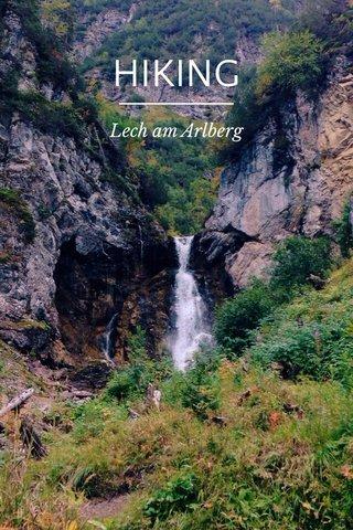 HIKING Lech am Arlberg