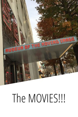 The MOVIES!!!