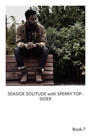 SEASIDE SOLITUDE with SPERRY TOP-SIDER Book 7