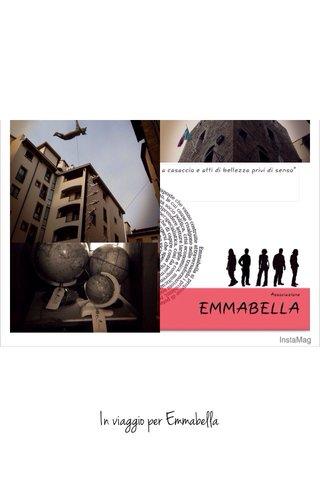 In viaggio per Emmabella