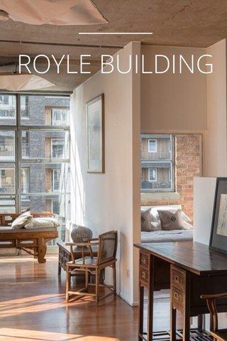 ROYLE BUILDING