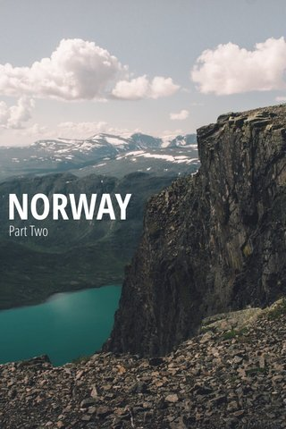 NORWAY Part Two