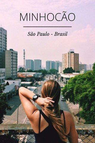 MINHOCÃO São Paulo - Brasil