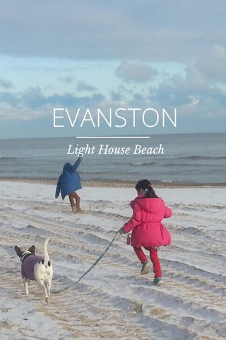 EVANSTON Light House Beach