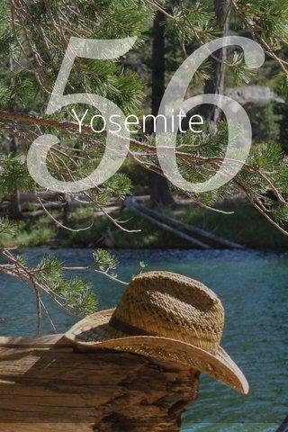 56 Yosemite