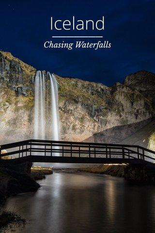 Iceland Chasing Waterfalls