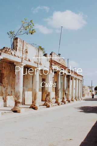 Puerto Padre Cuba