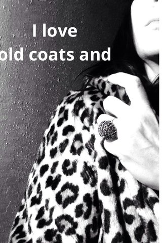I love old coats and