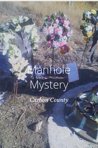 Manhole Mystery Carbon County