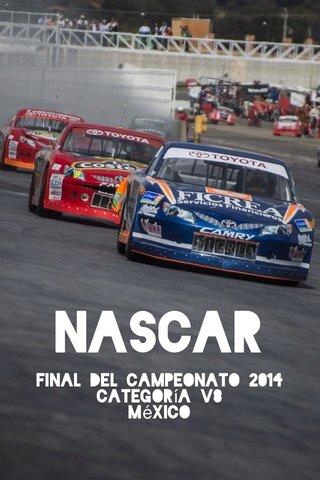 NASCAR Final del Campeonato 2014 Categoría V8 México