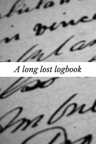 A long lost logbook