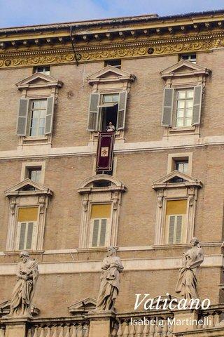 Vaticano Isabela Martinelli