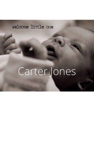Carter Jones