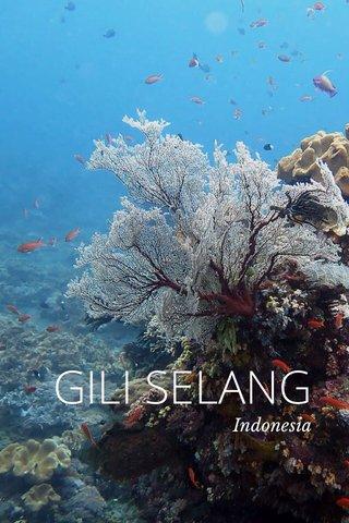GILI SELANG Indonesia