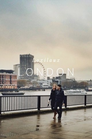 LONDON Loxilaux