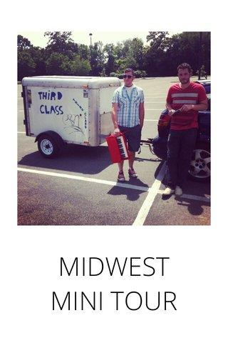 MIDWEST MINI TOUR