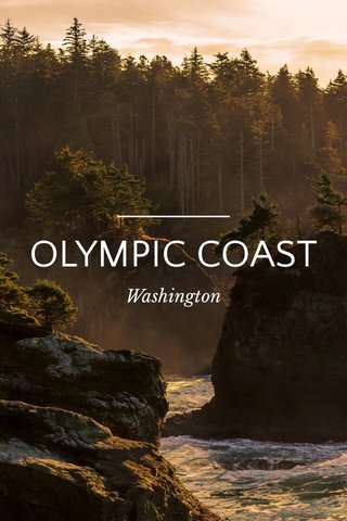 OLYMPIC COAST Washington