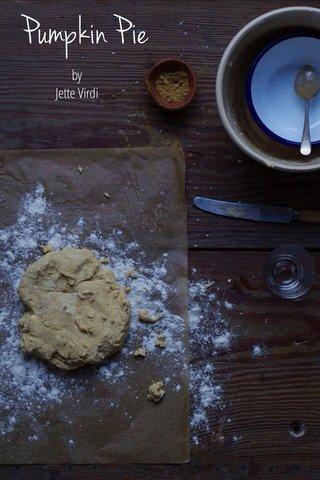 Pumpkin Pie by Jette Virdi