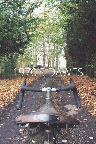 1970'S DAWES