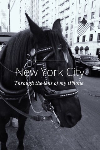 New York City Through the lens of my iPhone