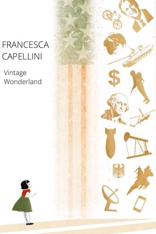 FRANCESCA CAPELLINI Vintage Wonderland
