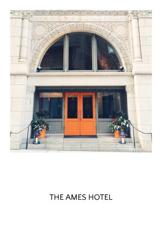 THE AMES HOTEL