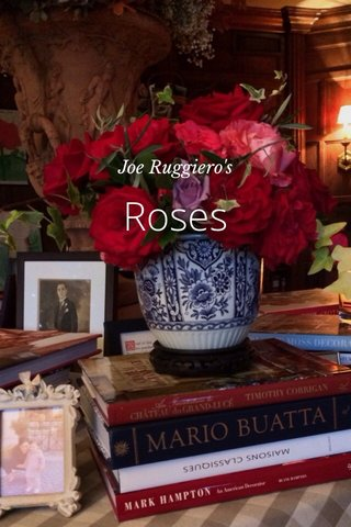 Roses Joe Ruggiero's