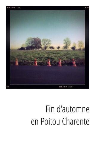 Fin d'automne en Poitou Charente