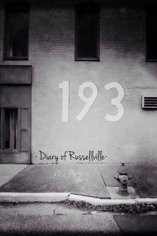 •Diary of Russellville•