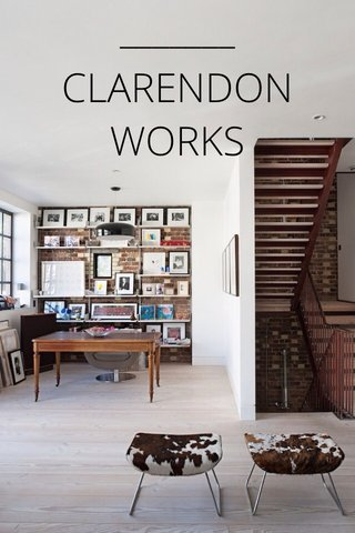 CLARENDON WORKS
