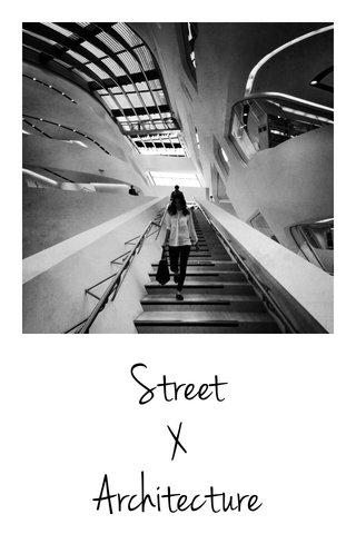 Street X Architecture