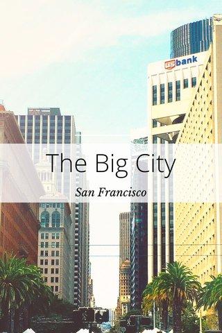 The Big City San Francisco