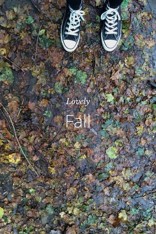 Fall Lovely