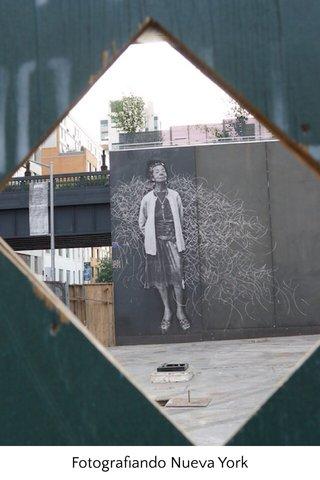 Fotografiando Nueva York